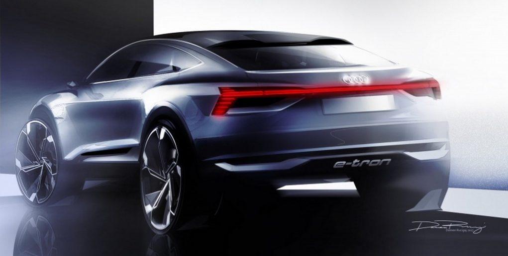 Audi e-tron Sportback 2