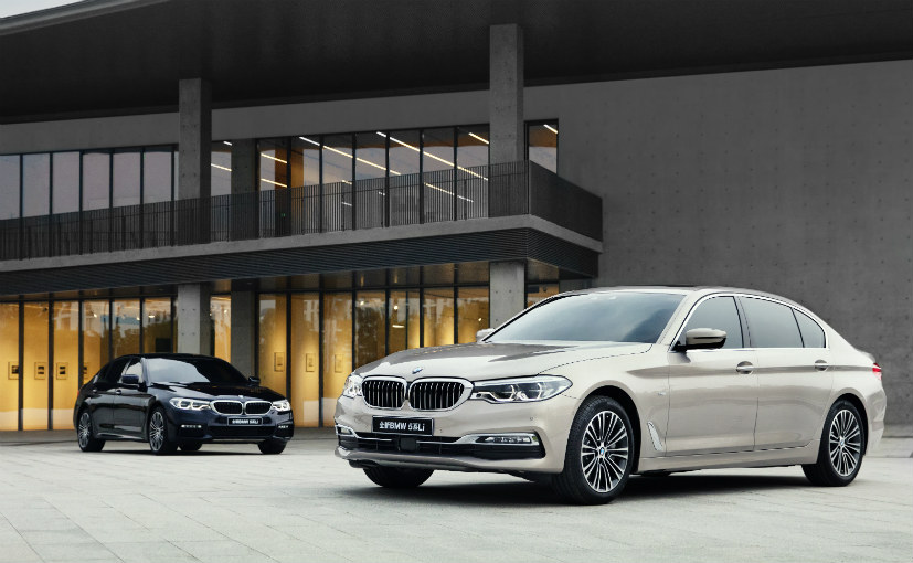 BMW 5-Series Li Long Wheelbase China