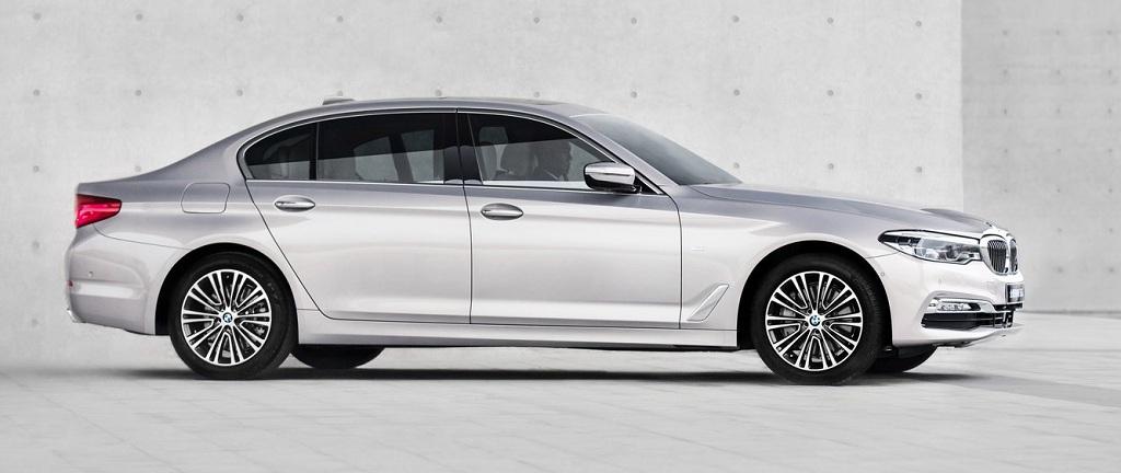 Meet The Bmw 5 Series Li That Rivals Mercedes E Class Lwb In