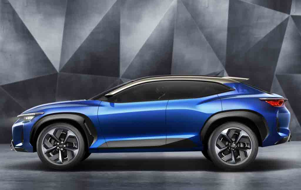 Tiggo Sport Coupe Concept Chery