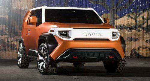FT-4X Concept Toyota