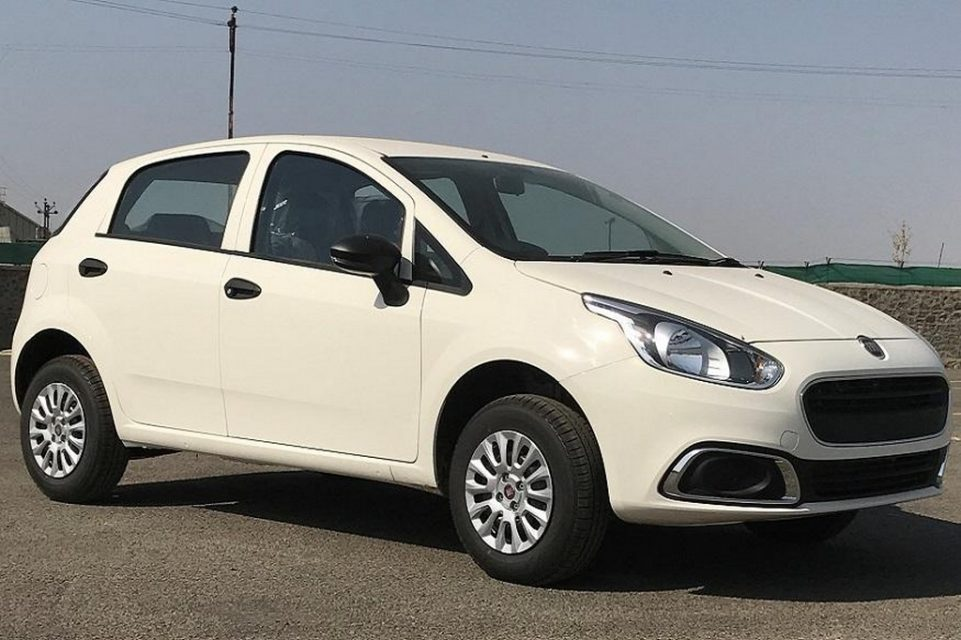 Fiat Punto EVO Pure India Price Specs Features