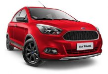 Ford Figo Cross India