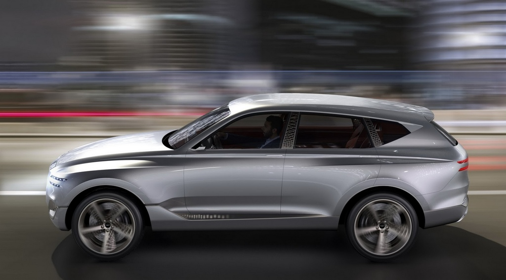 Hyundai Genesis To Launch Three Luxury SUVs By 2021