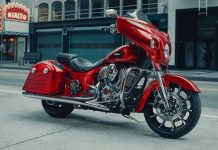 Indian Chieftain Elite and Indian Chieftain Limited