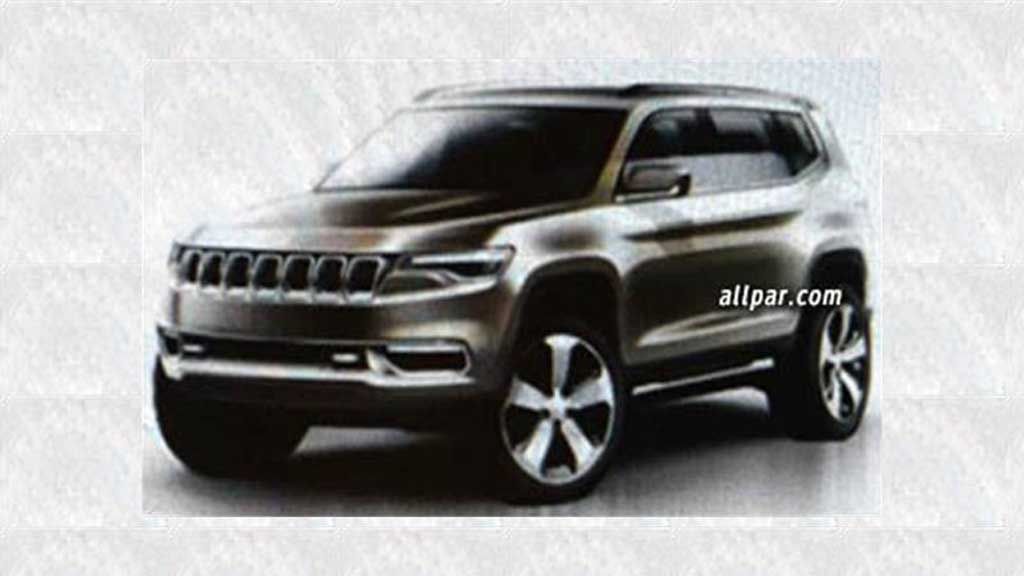 Jeep Compact SUV Production To Begin By July 2022 - Report - GaadiWaadi.com