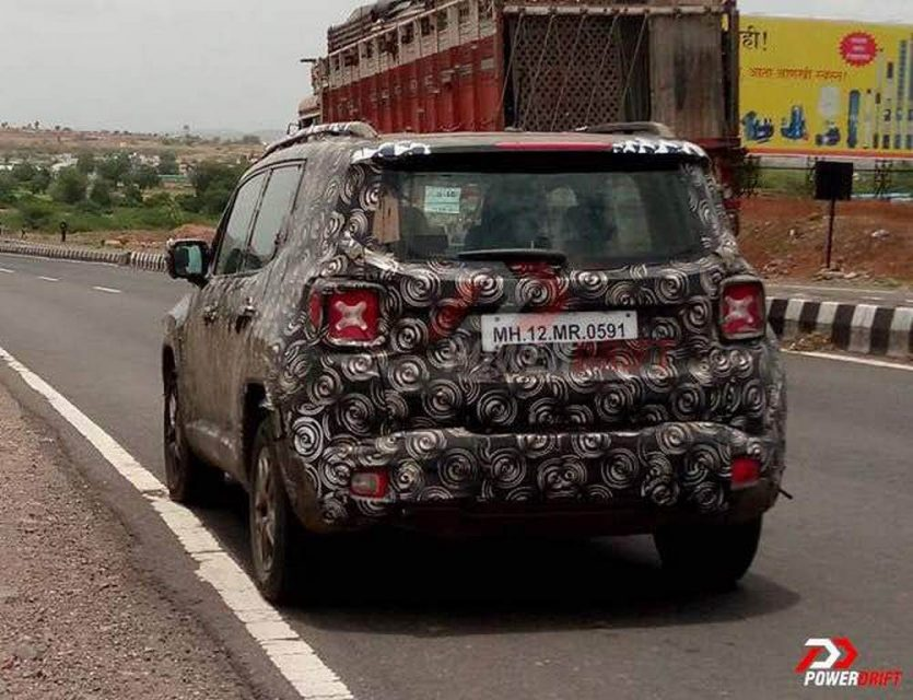 Jeep Renegade SUV India Launch, Price, Specs, Features