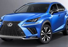 Lexus NX Facelift 2018