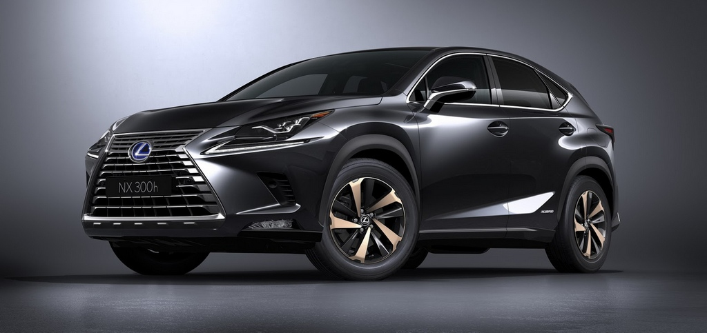 2018 lexus nx300h suv launched in india price specs features. Black Bedroom Furniture Sets. Home Design Ideas