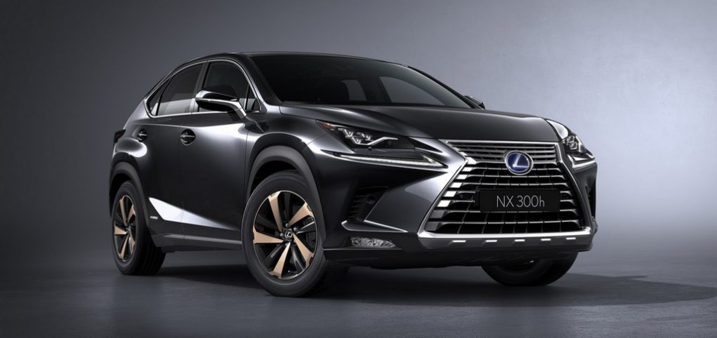 Lexus NX Facelift 300h 2018