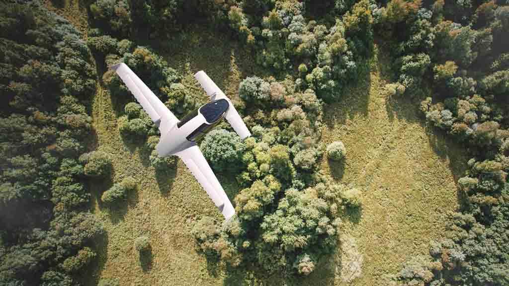Lilium Electric VTOL Aircraft