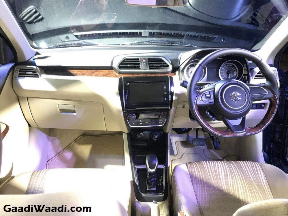 2017 Maruti Suzuki Dzire Vs 2017 Maruti Suzuki Swift Specs Comparison