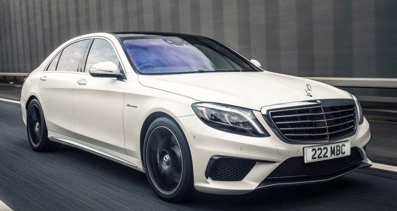Mercedes S-Class Connoisseur's Edition India Price