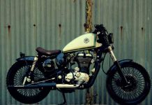 Classic 350 Bobber Royal Enfield