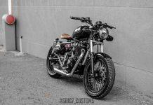 Classic 350 Brat Bobber