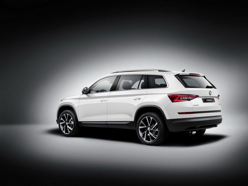 Skoda Kodiaq India Launch Date Price Specs Features Interior 2