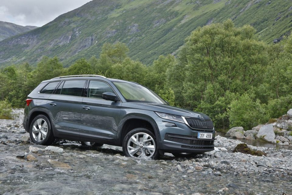 Skoda Kodiaq India Launch Date Price Specs Features Interior 3