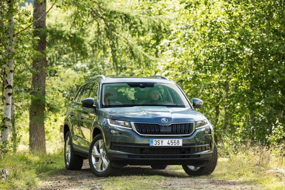 Skoda Kodiaq India Launch Date Price Specs Features Interior 4