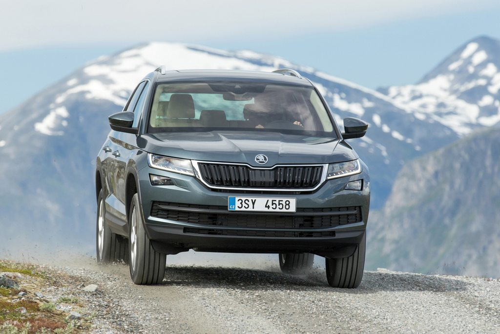 Skoda Kodiaq India Launch Date Price Specs Features Interior 5