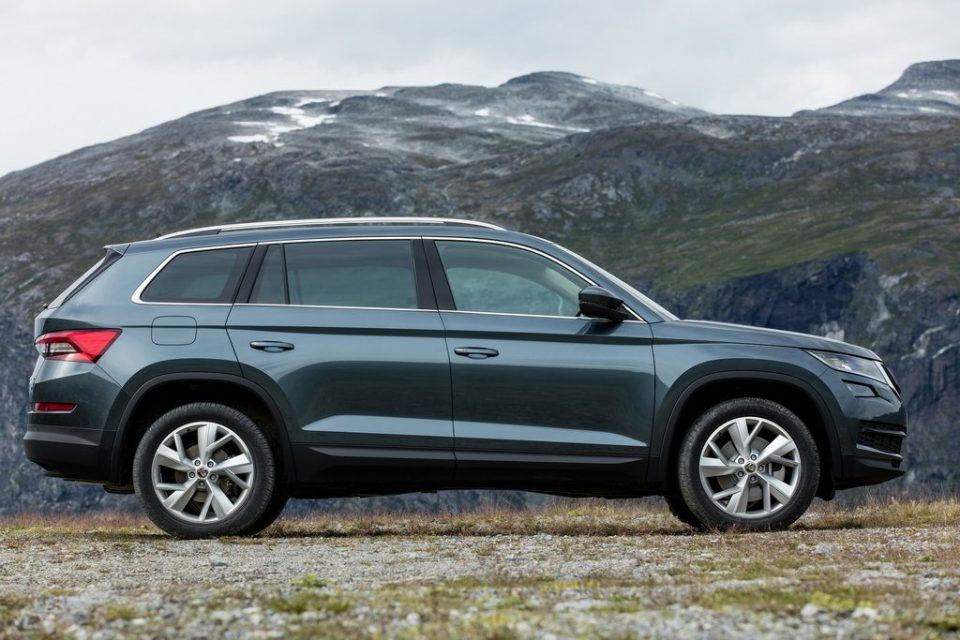 Skoda Kodiaq India Launch Date Price Specs Features Interior Side Profile