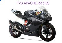 TVS APACHE RR 310S