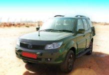 Tata Safari Storme Replaces Maruti Gypsy in Indian Army