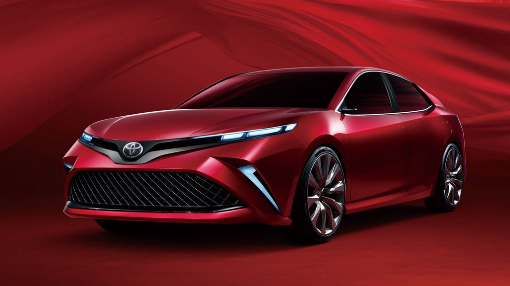 Toyota Fun Sedan Concept