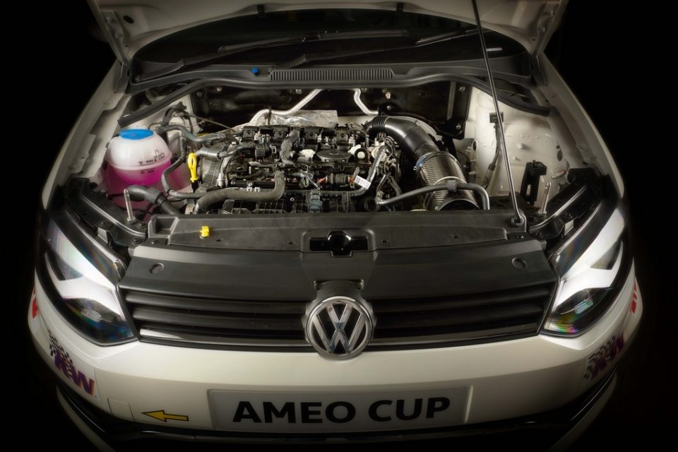 Volkswagen Ameo Cup_1.8 TSI Engine