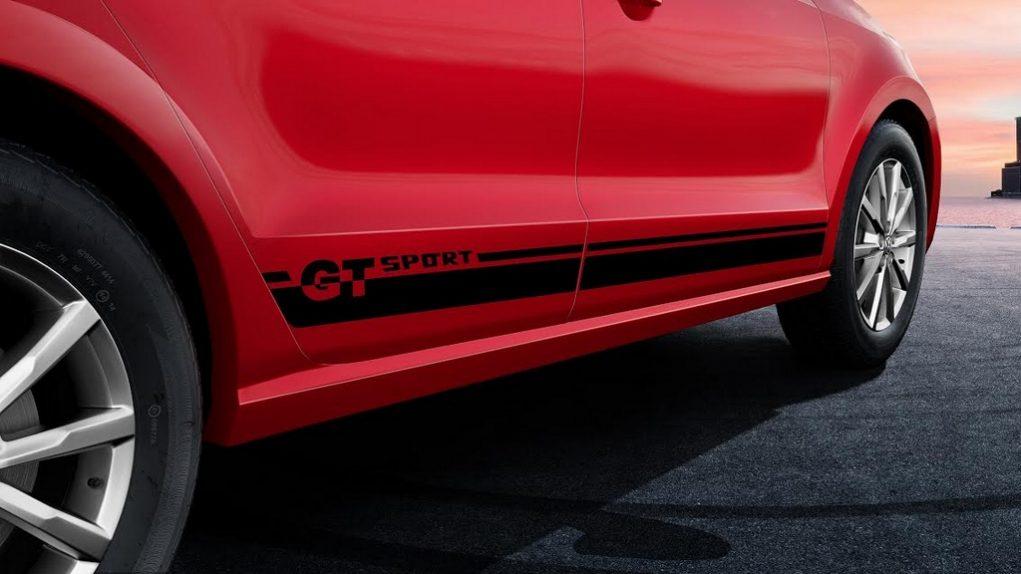 Volkswagen Polo GT Sport Body Graphics