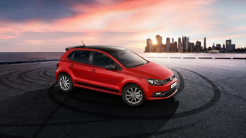 volkswagen polo gt sport launched in india price specs exterior interior features. Black Bedroom Furniture Sets. Home Design Ideas