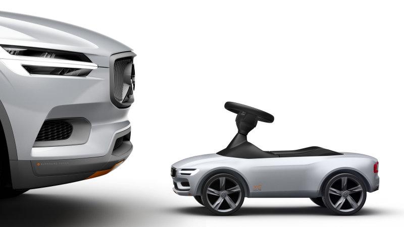 Volvo Rider