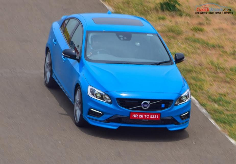 Volvo S60 Polestar India Launched 1