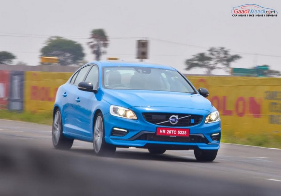 Volvo S60 Polestar India Launched Front Fascia