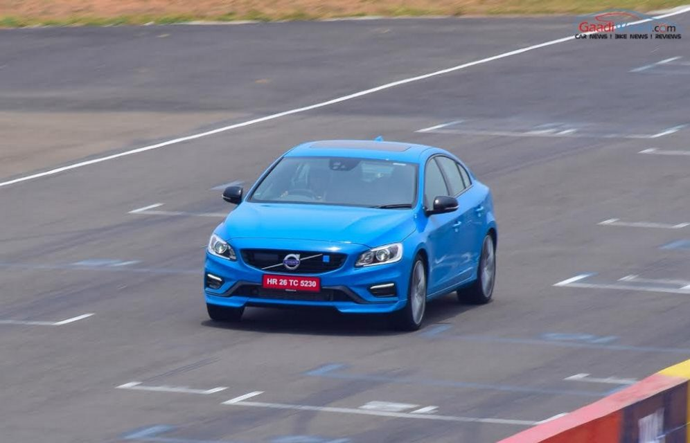 Volvo S60 Polestar India Launched Track Test