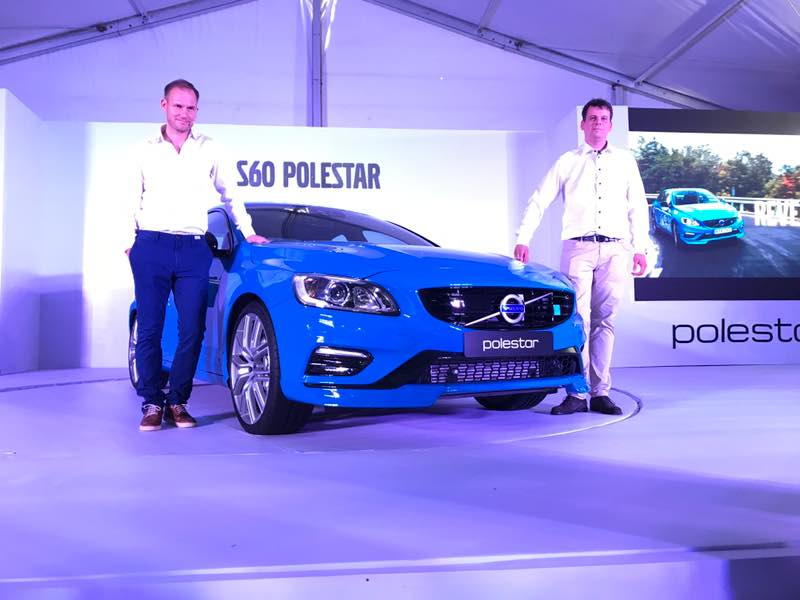 Volvo S60 Polestar Launched in India 1