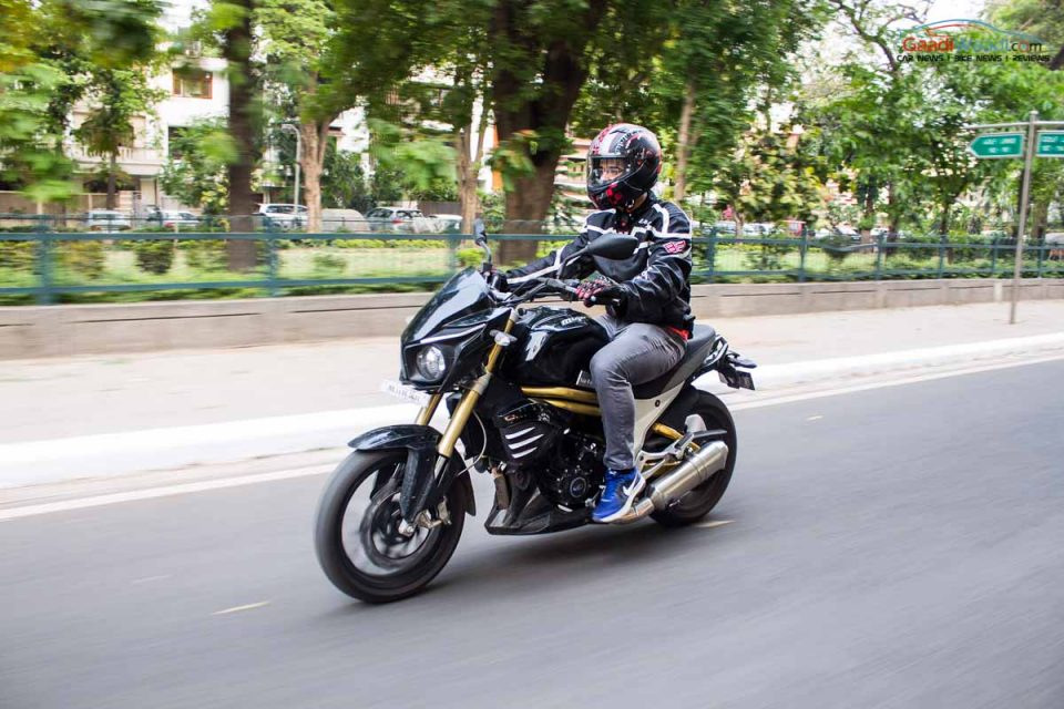 mahindra mojo long term review - first report-10