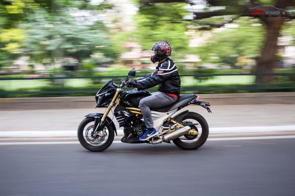 mahindra mojo long term review - first report-12