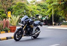 mahindra mojo long term review - first report-13