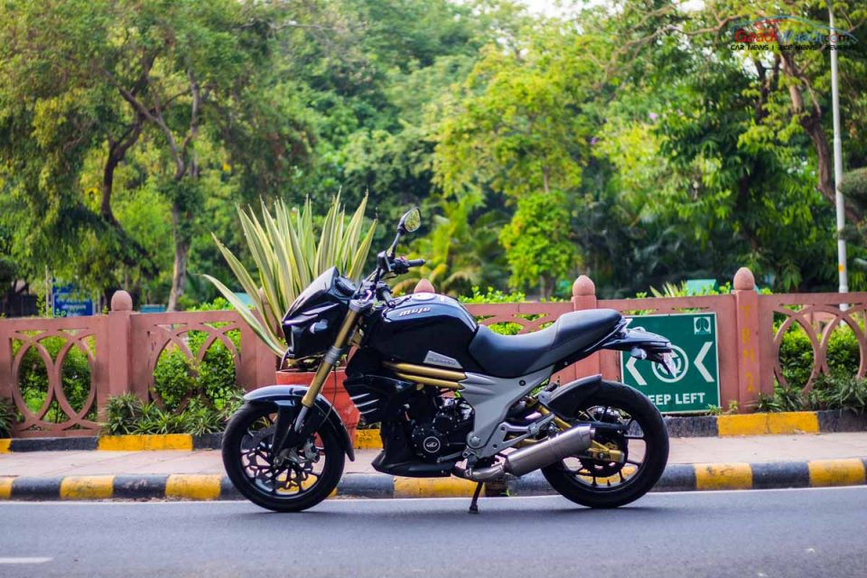mahindra mojo long term review - first report-14