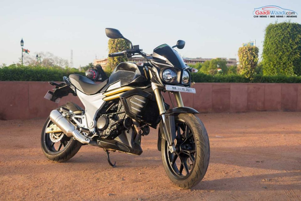 mahindra mojo long term review - first report-2