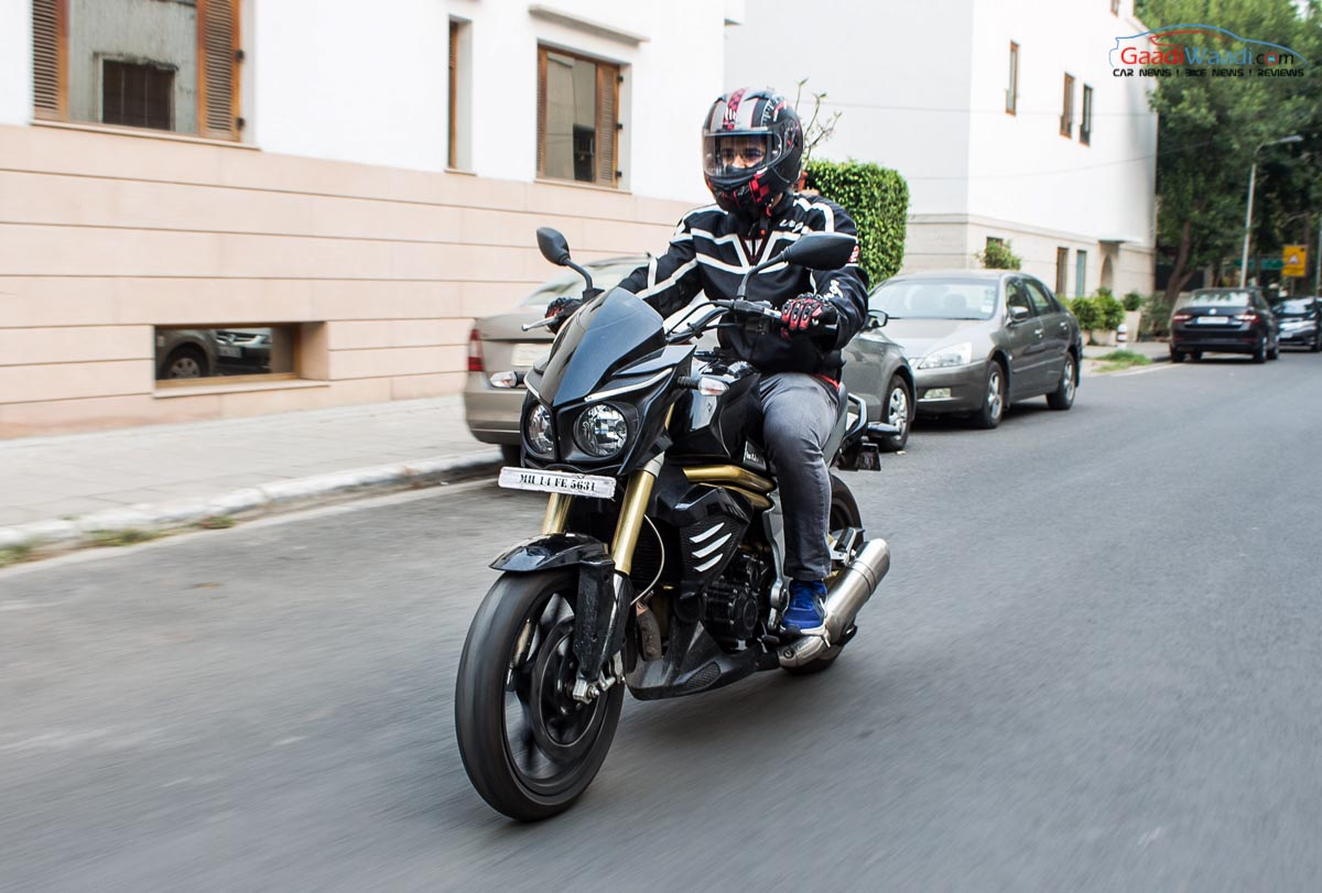 mahindra mojo long term review - first report-9