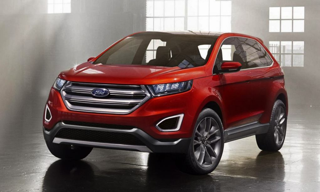 2014 Ford Edge SUV concept
