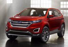 2014 Ford Edge SUV concept