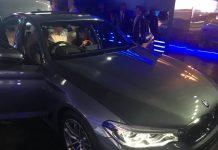 2017 BMW 5-Series India