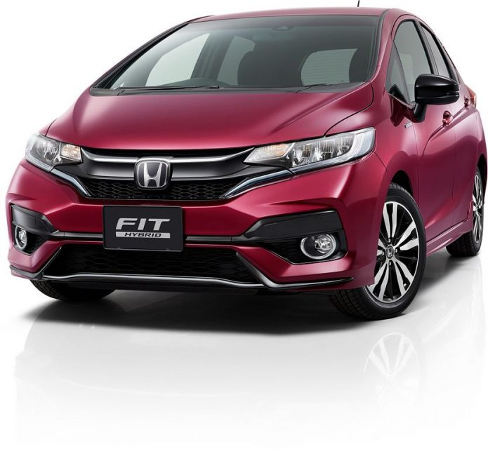 2017 Honda Jazz Unveiled 2