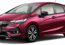 2017 Honda Jazz Unveiled