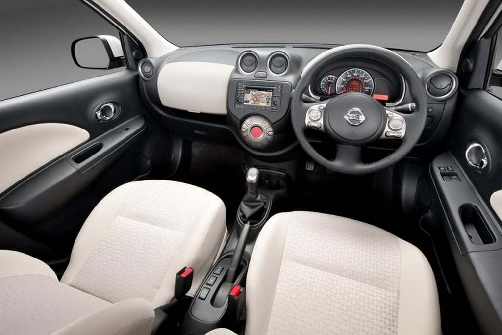 2017 Nissan Micra Launched in India - Price, Specs, Features, Interior