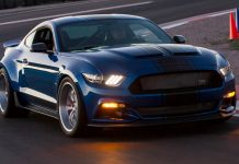 2017 Super Snake Widebody Concept Ford Mustang