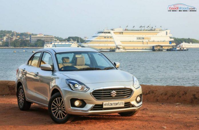 2017 new maruti dzire review-24 (Top 10 Selling Cars In August 2018)