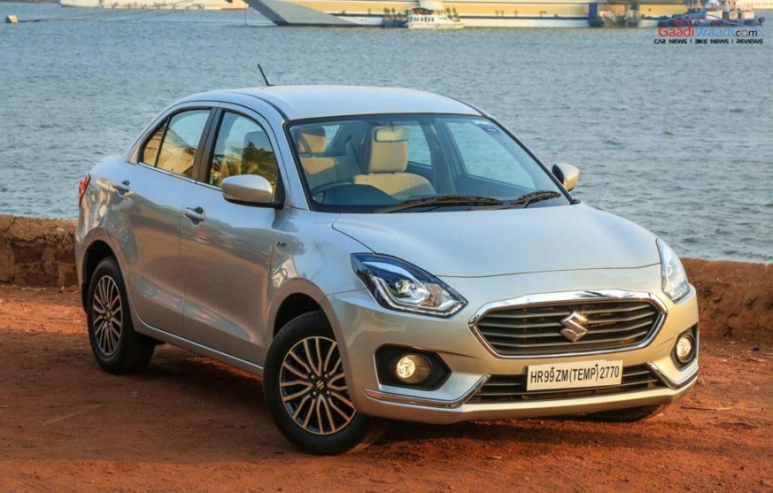 2017 new maruti dzire review-25 (india car sales may 2018)